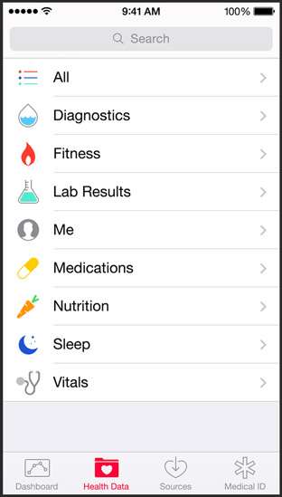 health_screen_calories_burned